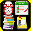 To Do List Notes Alarm Color Reminder Note Notepad icon