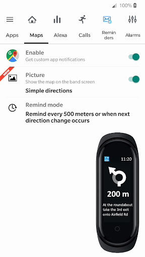 Notify for Mi Band: Your privacy first screenshot 4