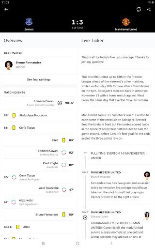 OneFootball - Soccer News, Scores & Stats 11 تصوير الشاشة