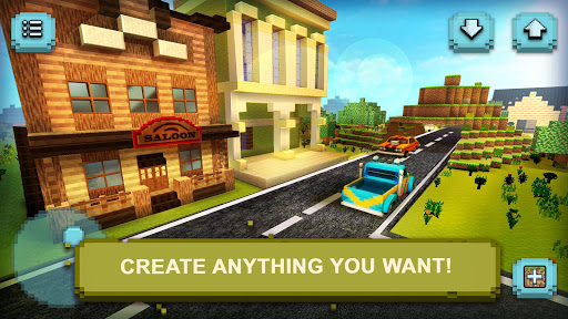 Builder Craft: House Building & Exploration screenshot 2