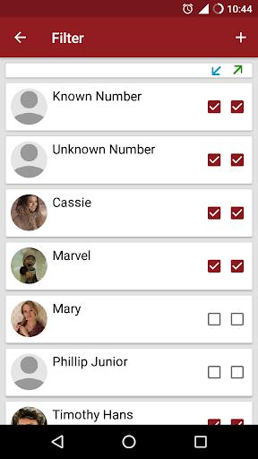 RMC: Android Call Recorder 5 تصوير الشاشة