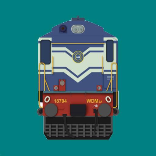 Live Train & Indian Railway PNR Status - IRCTC icon