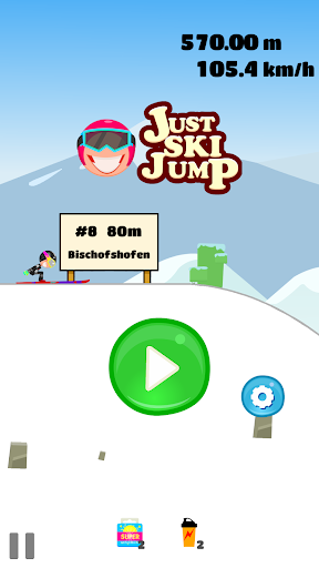 Just Ski Jump screenshot 1