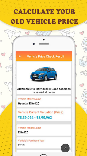 RTO Vehicle Information & Vehicle Price Check App screenshot 4