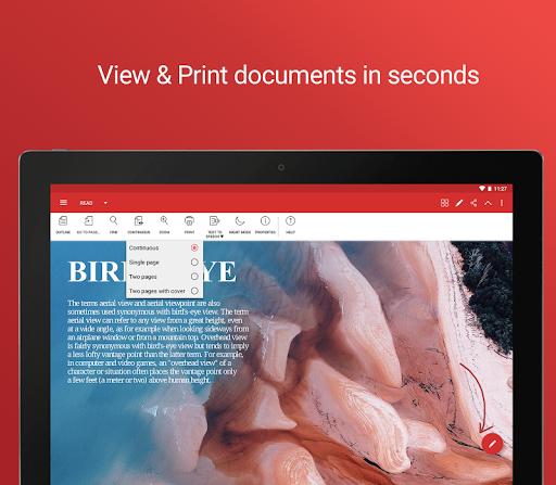 PDF Extra - Scan, View, Fill, Sign, Convert, Edit screenshot 13
