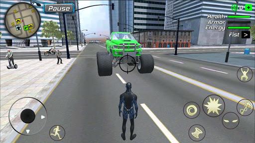 Black Hole Hero : Vice Vegas Rope Mafia screenshot 3