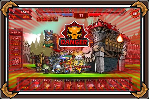 Cat War2 screenshot 4