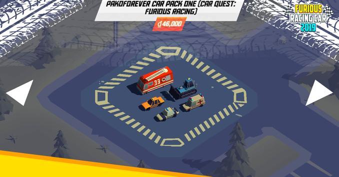 Furious Racing Car - New 2019 screenshot 1
