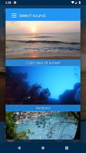 Relax Ocean - Nature sounds: sleep & meditation screenshot 1