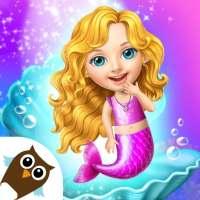 Sweet Baby Girl Mermaid Life - Magical Ocean World on 9Apps