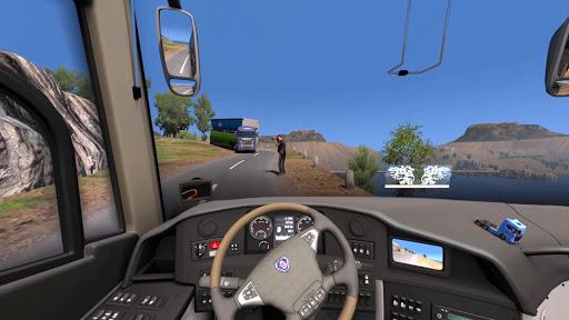 Offroad Hill Climb Bus Racing 2020 screenshot 3