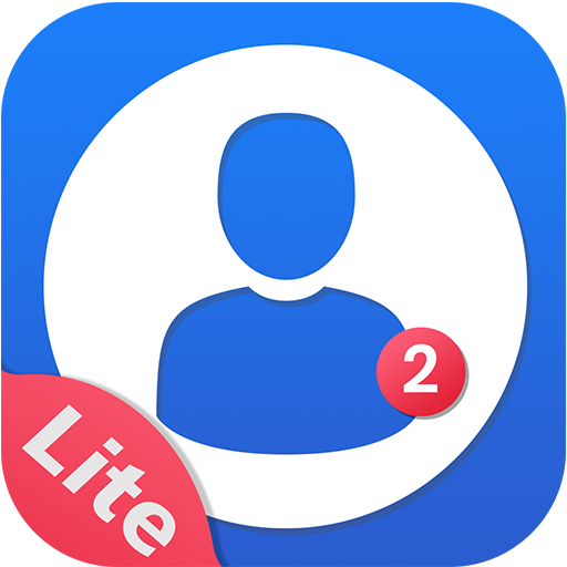 Lite for Facebook - Quick Chat for Messenger أيقونة