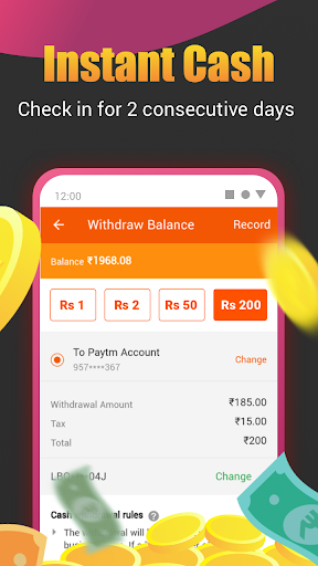 Roz Dhan: Earn Wallet cash, Read News & Play Games screenshot 2
