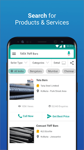 IndiaMART: Online Marketplace of Indian Exporters screenshot 2