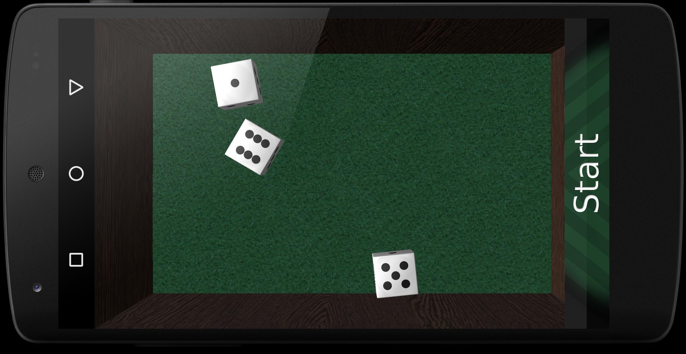 3Dice Duel screenshot 1
