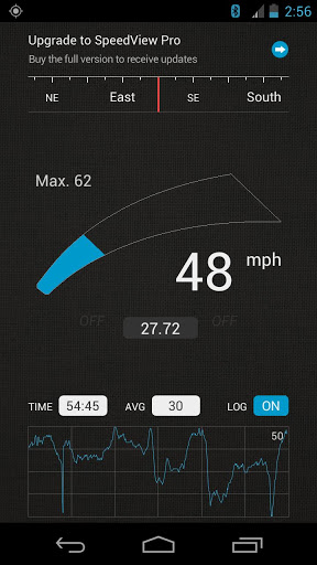 SpeedView: GPS Speedometer 3 تصوير الشاشة