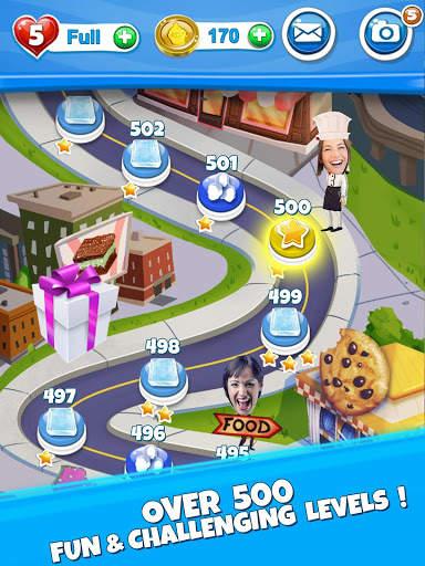 Crazy Kitchen: Match 3 Puzzles screenshot 11