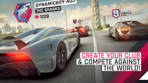 Asphalt 9: Legends - Epic Car Action Racing Game screenshot 5