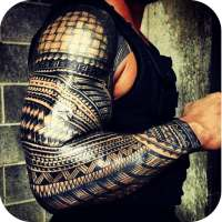 Tattoo  My  Photo Maker on 9Apps