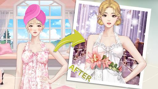 Queen's Diary - แต่งตัวเกม screenshot 4
