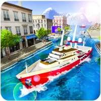 レイクシティクルーズ船旅客貨物船 on 9Apps