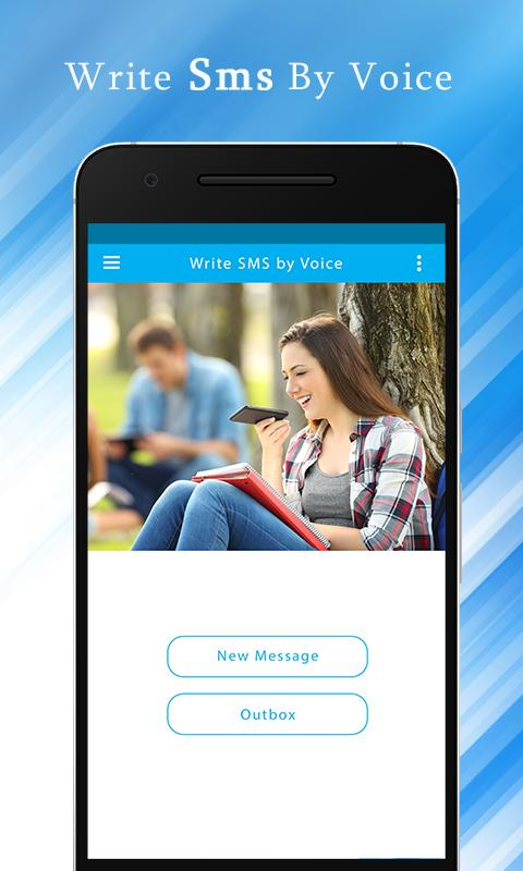 Write SMS by Voice screenshot 1