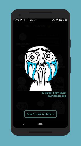 Status, Sticker Saver screenshot 7