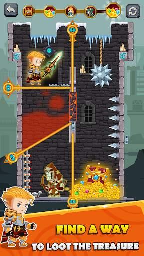 How to Loot - Pin Pull & Hero Rescue screenshot 1