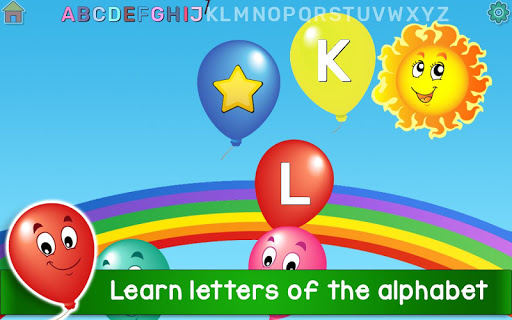 Kids Balloon Pop Game Free 🎈 screenshot 3