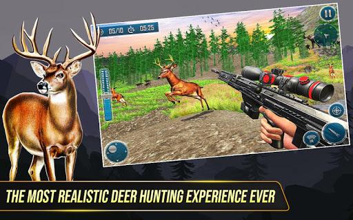 Wild Deer Hunting Adventure: Animal Shooting Games screenshot 1