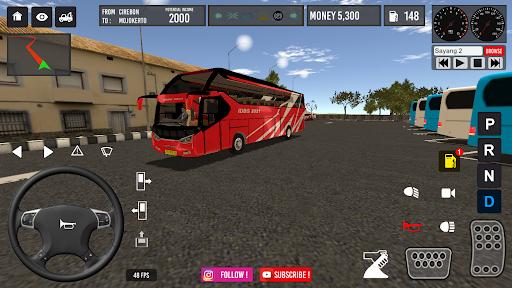 IDBS Bus Simulator screenshot 2