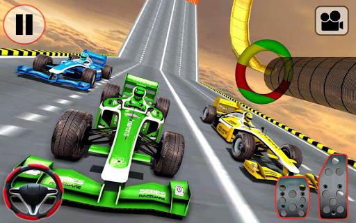 Car Stunt Ramp Race - Impossible Stunt Games screenshot 6