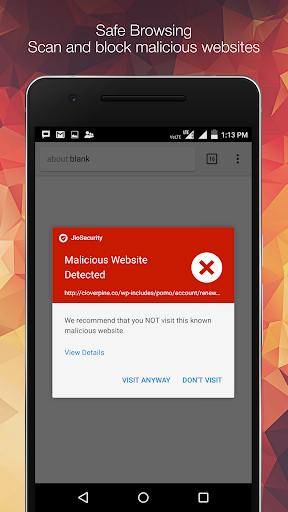 JioSecurity: Malware Scan, Antivirus, App Lock screenshot 5