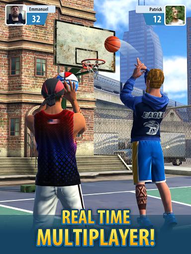 Basketball Stars 9 تصوير الشاشة