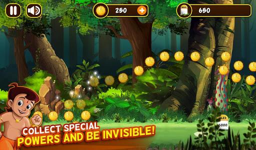Chhota Bheem Jungle Run screenshot 1