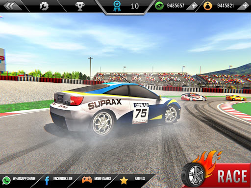 Car Racing Legend 2018 screenshot 7