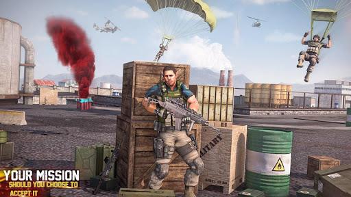 FPS Encounter Shooting 2020: New Shooting Games screenshot 2