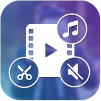 Video to Mp3 : Mute Video /Trim Video/Cut Video on 9Apps