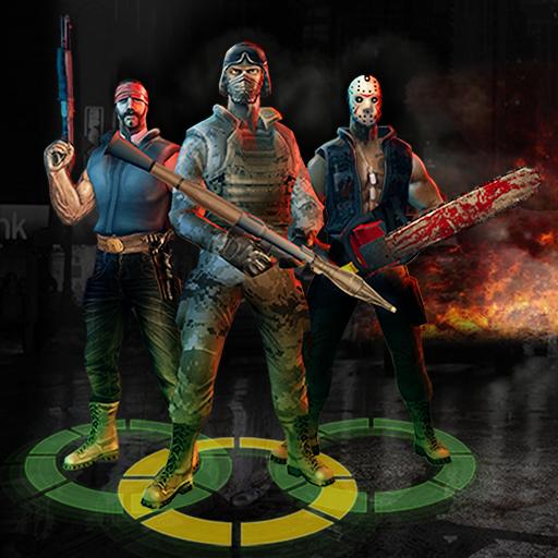 Zombie Defense أيقونة