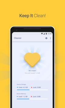 Clean Droid - 1 Tap Clear Cache & Phone Cleaner screenshot 4