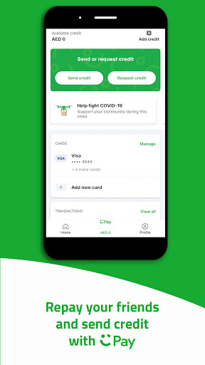 Careem - Rides, Food, Shops, Delivery & Payments screenshot 6