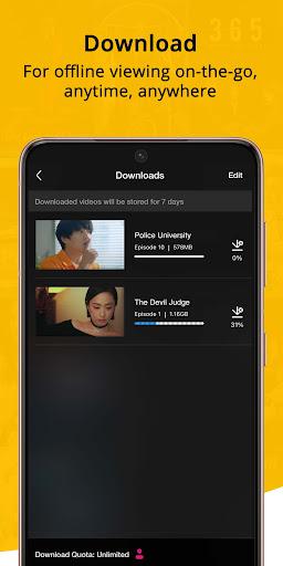 Viu: Korean Drama, Variety & Other Asian Content screenshot 3