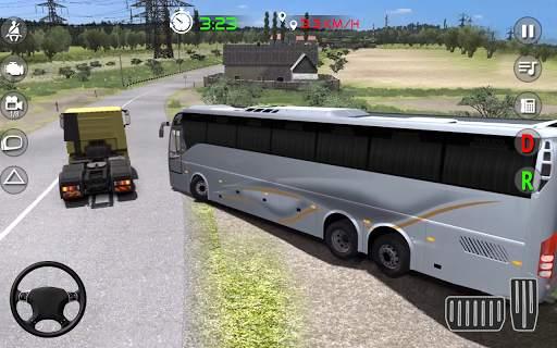 Real Bus Parking: Driving Games 2020 screenshot 3