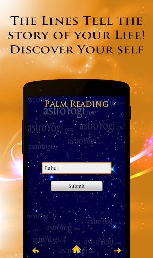 Palm Reading 19 تصوير الشاشة