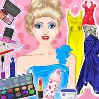 Princess Spa Salon Dress up on 9Apps