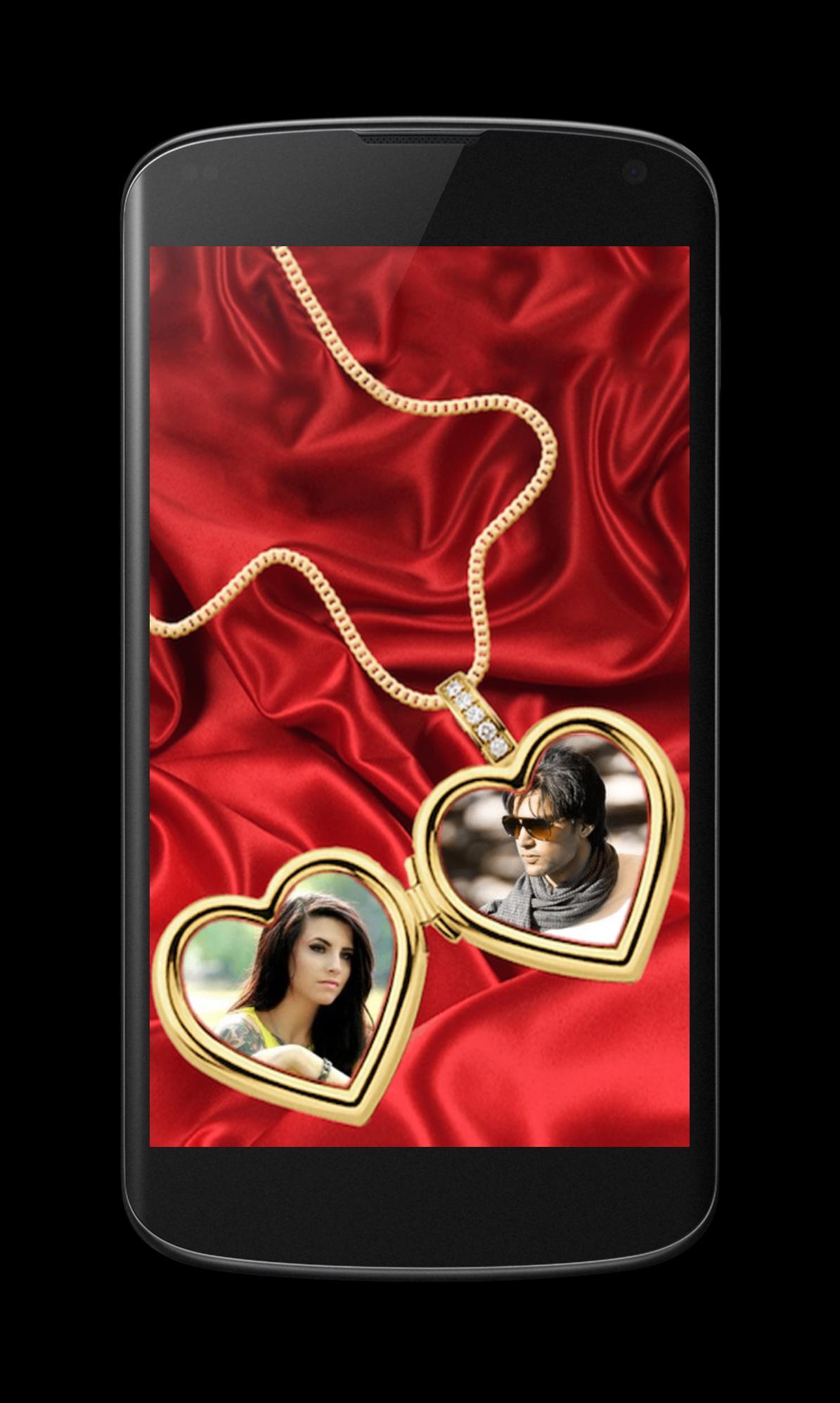 Love Locket Photo Frames screenshot 2