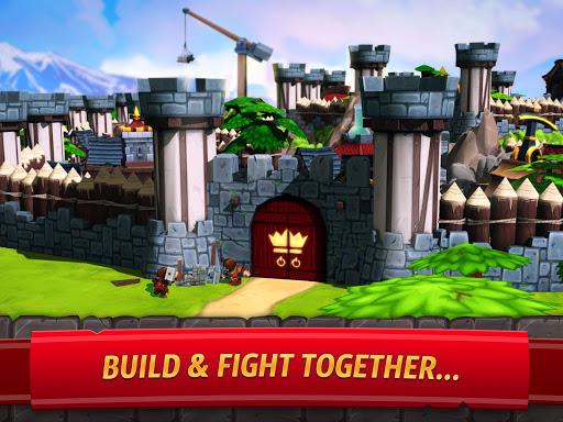 Royal Revolt 2: إمبراطورية RPG - حرب جيش تصادم 15 تصوير الشاشة