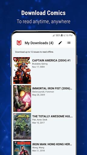Marvel Unlimited 4 تصوير الشاشة
