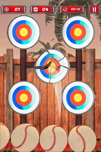 Tin thể đập bể - Hit & Knock Down bóng Shooter 3D screenshot 1