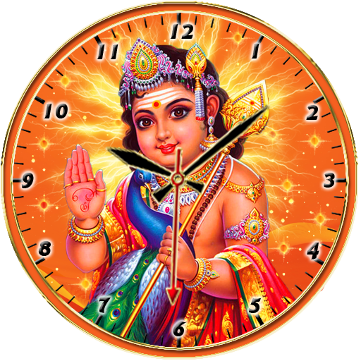 Murugan Clock أيقونة